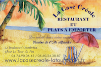Restaurant La Case Créole